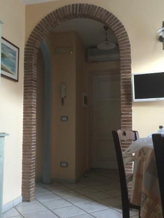 Villa Elisa Casa Vacanze: Sitting in the living room