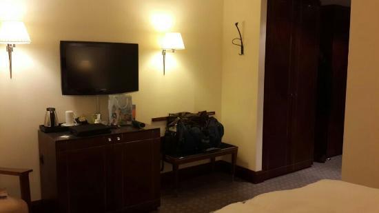 Sheraton Carlton Hotel Nuernberg: Room