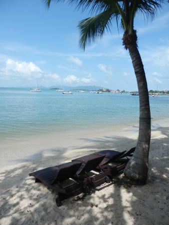 Villa Tanamera's Little Beach.
