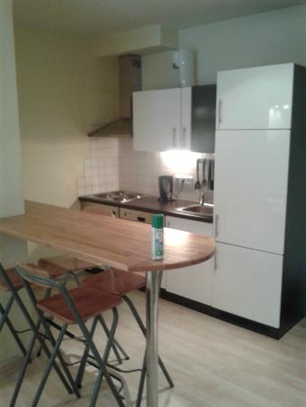 Vienna Comfort Apartments: cucinotta