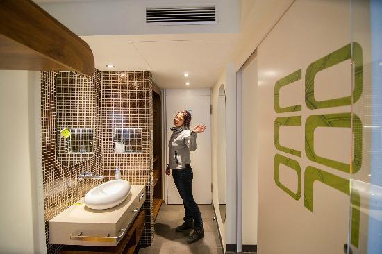 camera 1 piazza e mezza picture of cocoon stachus. Black Bedroom Furniture Sets. Home Design Ideas