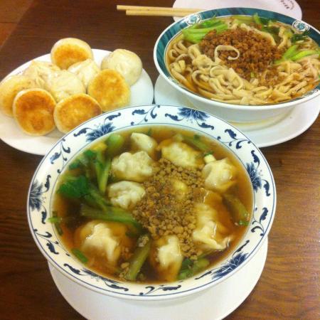 Chen Ji: Precio de los tres platos: 8'8 euros