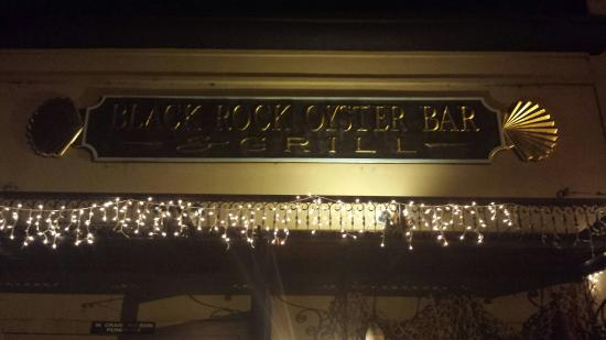 Black Rock Oyster Bar & Grill: My new Seafood Restaurant