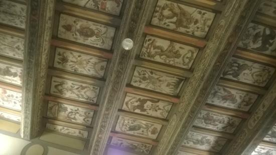 Hostel Santini Prague: Ceiling room