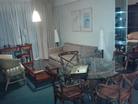 Altamira Suites: Habitacion