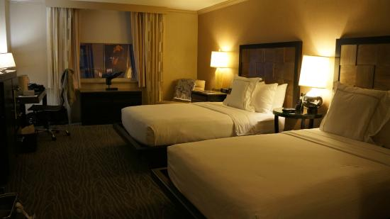 Luxe City Center Hotel: 客房大 整體感覺舒服