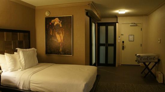 Luxe City Center Hotel: 時尚