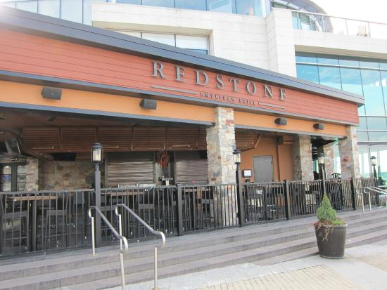 Restaurant picture of redstone american grill national for Redstone grill