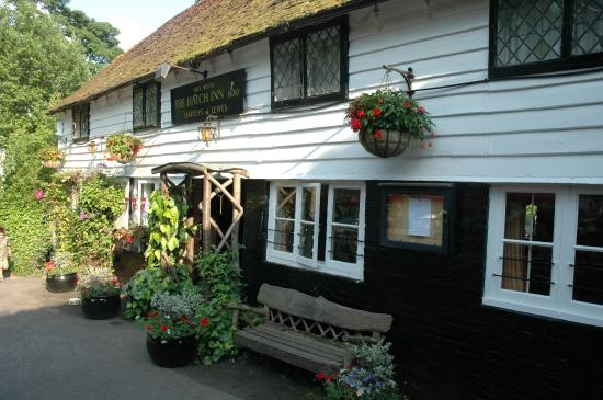 The Hatch Inn: Front Elevation