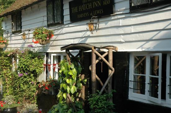 ‪‪The Hatch Inn‬: Sundowners!‬