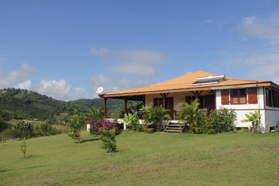 Domaine de Puyferrat : La maison