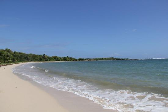 Domaine de Puyferrat : plages proches