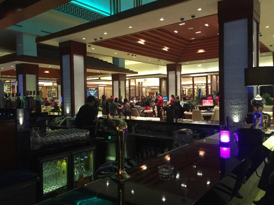 View from the top floor at the bar Picture of City Garden Grand