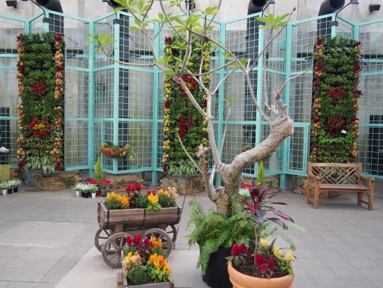 Hisaya-odori Garden Flarie: 1