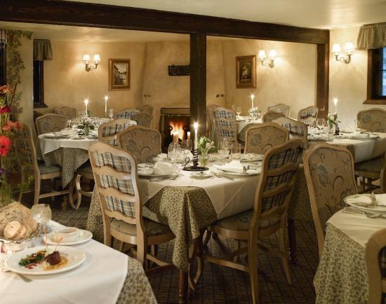Ski Tip Lodge Bed And Breakfast Keystone Restaurant