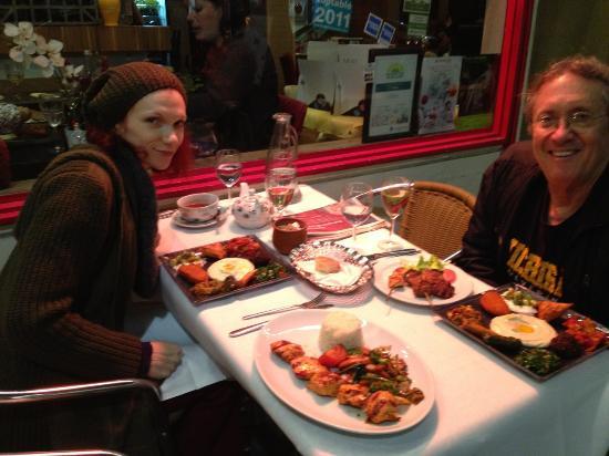 Sade Restaurant and Bar : Dining at Sade