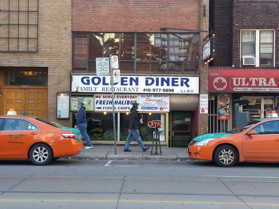 Golden Diner Family Restaurant: Golden Diner