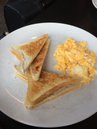 "Baytree Hotel: ""Full English breakfast"""