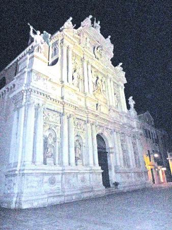 Chiesa di Santa Maria del Giglio (Zobenigo): lindíssima