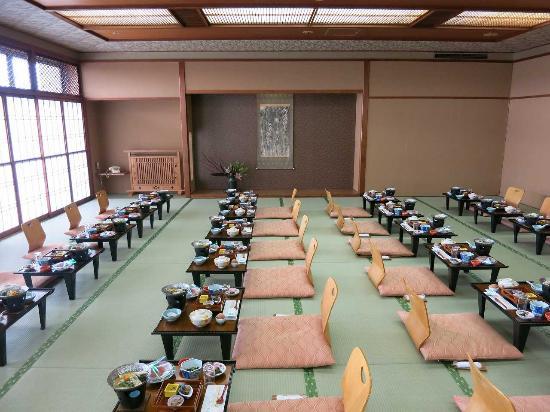 Hotel Matsushima Taikanso: 宴会場