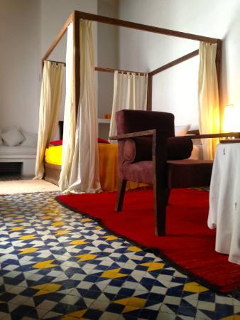 Riad Tizwa Fes: room 1