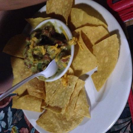 Lolita's: Side Of guacamole