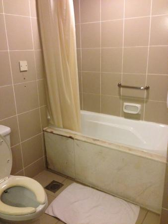 The Fairly Size Bathroom With Dated Fittings Picture Of Sabah