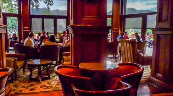 The Hotel Bar at The Broadmoor