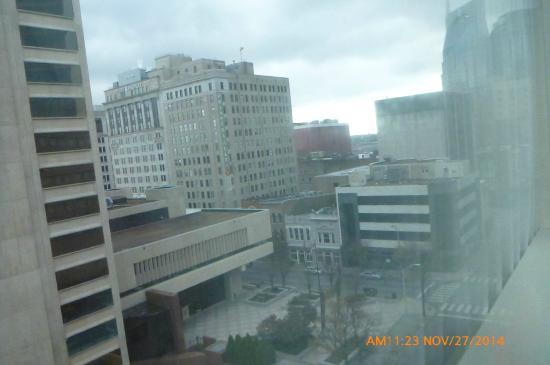 DoubleTree by Hilton Nashville-Downtown: views