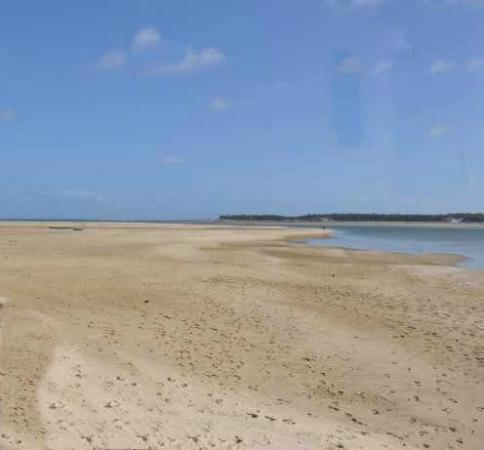 Barra de Sao Miguel, AL: Paraíso Praia de Atalaia