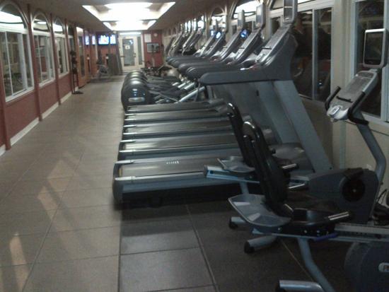 Hilton Oakland Airport: Fitness Center Hilton OAK