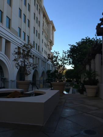 The Westin Pasadena: Patio