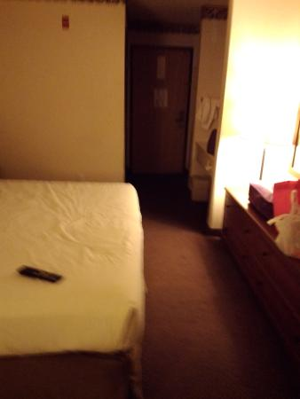 Baymont Inn & Suites Redding: Room view