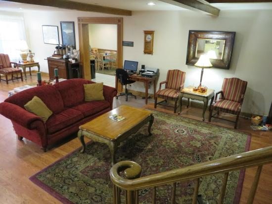 Country Inn & Suites by Radisson, Mount Morris, NY: Lobby