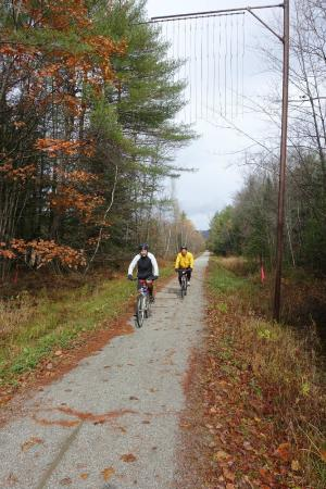 ‪Northern Rail Trail of New Hampshire‬