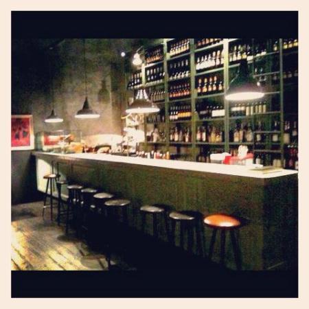 Salotto Caronte Bistrot.Caronte Rome Esquilino Restaurant Reviews Photos