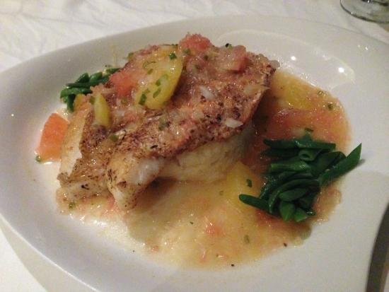 The Grille : peixe