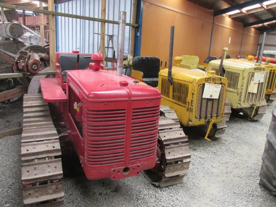 Geraldine Vintage Car and Machinery Museum: On the Farm