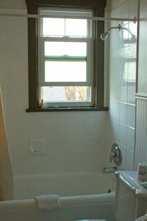Buchan Hotel: bathroom