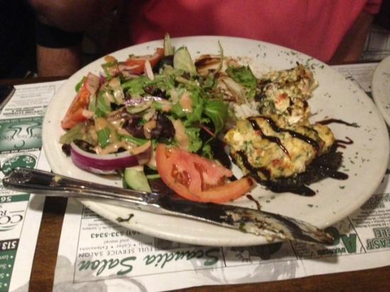 Brogues Downunder: Salad