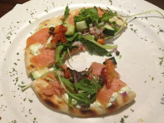 Brogues Downunder: Pizzette