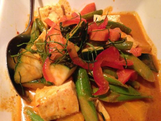 Angkor Borei: Pumpkin Curry