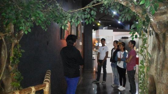 Palawan Heritage Center: THE MUSEUM