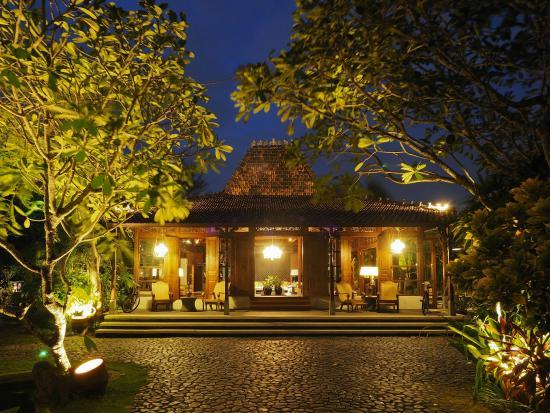 Plataran Canggu Resort & Spa : Lobby Lounge