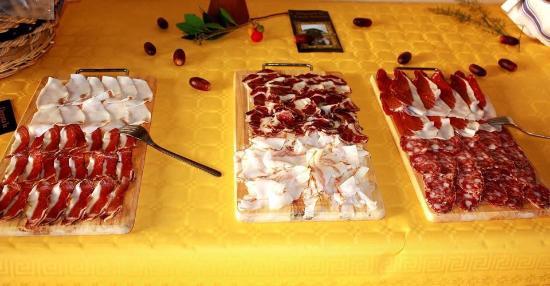 Degusta La Cinta Senese: la degustazione