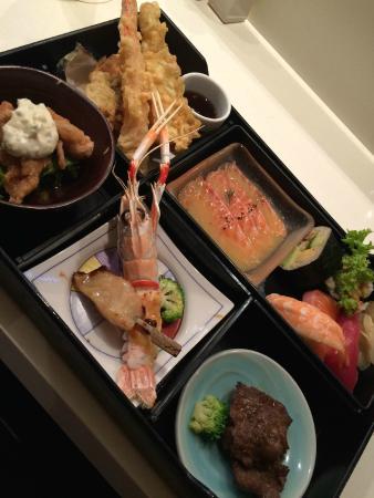 eel bento picture of masuya japanese seafood restaurant sydney tripadvisor. Black Bedroom Furniture Sets. Home Design Ideas