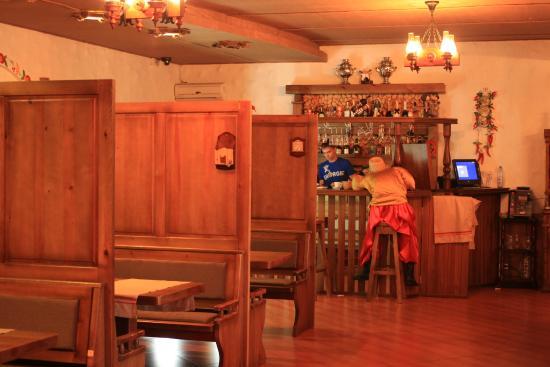 Ekibastuz, Kazajistán: ресторанчик