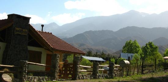 Las Espuelas Casas de Montana: Las Espuelas- casas de montaña. Potrerillos, Mendoza, Argentina: Un lugar Cerca del Cielo