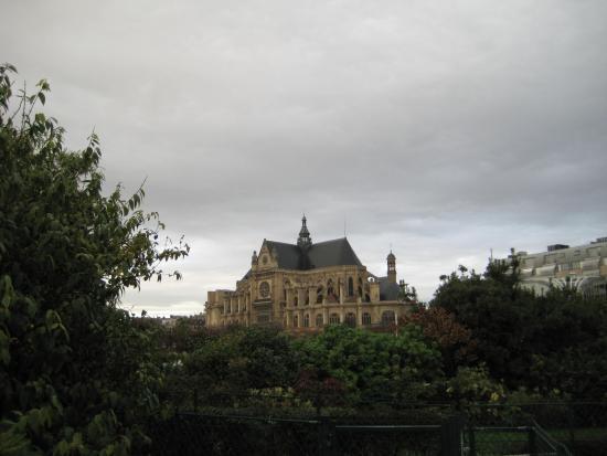 Parijs, Frankrijk: Saint-Eustache, Paris