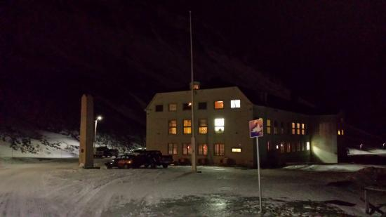 Huset Svalbard: Huset